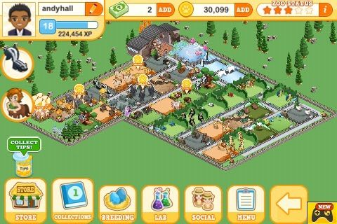 Tiny Zoo Free Bucks Coins Cheats Animals Iphone Ipod Touch Game App