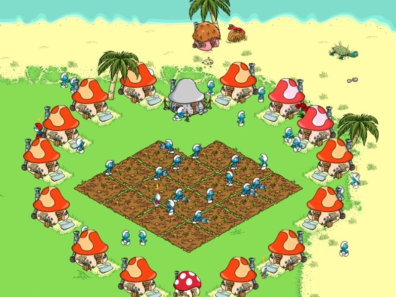 Smurfs Village Iphone Game App Free Smurfberries Cheats Page